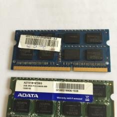 Memorie RAM A-data pt Macbook Pro 2011, 2 x 2GB, DDR 3, 1333 mhz, Dual channel