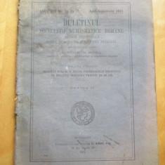 Buletinul Societatii Numismatice Romane Aprilie-Septembrie 1921