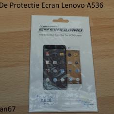 Folie De Protectie Ecran Lenovo A536, Lucioasa