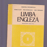 LIMBA ENGLEZA -MANUAL CLASA -A 11 -A - Carte in engleza