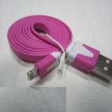 Cablu date Iphone5 Iphone6 Iphone 6+ model dnpcl 833 panglica diverse culori