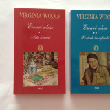 VIRGINIA WOOLF ESEURI ALESE, 2 VOL, RF4/1