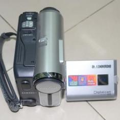 Camera video samsung, 2-3 inch, Mini DV, CCD, 10-20x