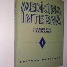 Medicina interna Vol. I - I. Bruckner - 1979