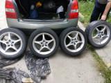 Jante toyota cu tot cu cauciucuri, 16, 6,5, Volkswagen