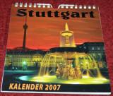 STUTTGART - CALENDAR (KALENDER) 2007