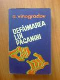 b2 Defaimarea lui Paganini - A. Vinogradov