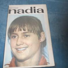 IOAN CHIRILA - NADIA - Carte sport