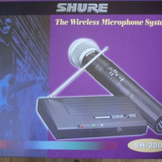 Microfon Shure Incorporated profesional wireless Shure SH-200