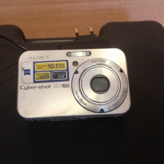 DIGITAL CAMERA SONY CYBER-SHOT-DSC N2- 10, 1 MP/ 3X OPTICAL ZOOM - MERGE PERFECT - Aparate foto compacte