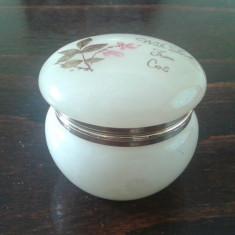 Caseta de bijuteri veche pudriera din onix 2+1 GRATIS - Cutie Bijuterii