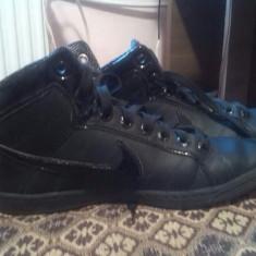 Adidași Nike - Adidasi dama Nike, Culoare: Negru, Marime: 36.5, Piele sintetica