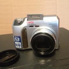 DIGITAL CAMERA - OLYMPUS - C-730 - (JAPAN) - 3,2 MP/ZOOM 10X - Stare PERFECTA !, Compact, Sub 5 Mpx, Peste 20x