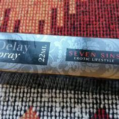 Spray pentru intarzierea ejacularii - Stimulente sexuale