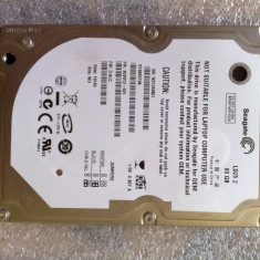 Hard disk Seagate LD25.2 ST980210A 80GB ata 2, 5 - defect - HDD laptop Seagate, 41-80 GB, Rotatii: 5400, IDE, 2 MB