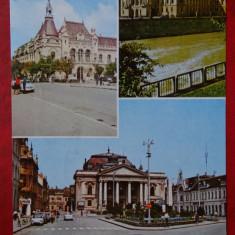 Vedere - Carte postala - Oradea - Carte Postala Crisana dupa 1918, Circulata, Printata