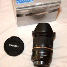 Tamron 24-70mm Canon f2.8 VC Nou - Obiectiv DSLR Tamron, Standard, Autofocus, Canon - EF/EF-S, Stabilizare de imagine