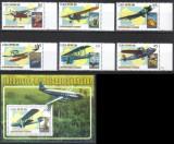 CUBA 2010, Aviatie, serie neuzata, MNH, Nestampilat