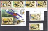 CUBA 2011, Aviatie, serie neuzata, MNH, Nestampilat