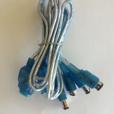 Cablu link consola Nintendo Game Boy 2 jucatori, Cabluri
