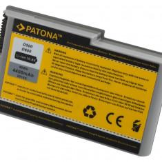 1 PATONA | Acumulator laptop pt Dell Inspiron 500M 505M 510M 600M - Baterie laptop PATONA, 4400 mAh