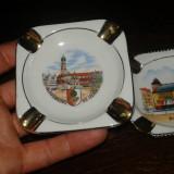 Scrumiera veche de portelan Bavaria 2+1 GRATIS