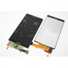 Display Huawei P6s negru touchscreen lcd - Display LCD