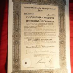 4 Actiuni Germane 1938-1943 -stare f.buna
