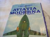 Aviatia moderna-realizari si perspective-zarioiu gh. 1975