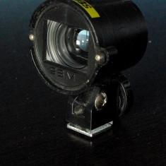 Vizor optic extern cu patina aparat foto M28 - Accesoriu Proiectie Aparate Foto