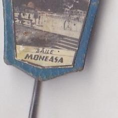 Insigna Baile Moneasa