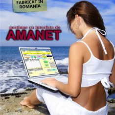 Soft pt. CASA DE AMANET complet, licentiat, fabricat in ROMANIA - Solutii business, DVD, Numar licente: 1