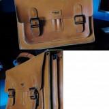 Geanta piele vintage - Geanta vintage