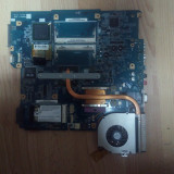 Sony Vaio VGN-NR11S, DDR2, Contine procesor