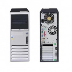 Calculator second hand HP Compaq DC7600 Tower - Sisteme desktop fara monitor