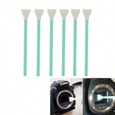 Set spatule curatare senzor Full Frame (umede si uscate) - 6 buc. pt. DSLR - Accesoriu Curatare Aparate Foto