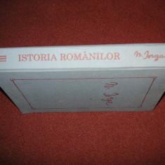 N. Iorga - Istoria romanilor, Vol. 3 - Istorie