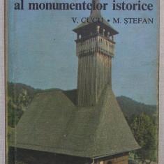 Romania - Ghid-Atlas al Monumentelor Istorice