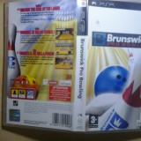 Brunswick Pro Bowling - Joc PSP ( GameLand ) - Jocuri PSP, Sporturi, 3+, Multiplayer