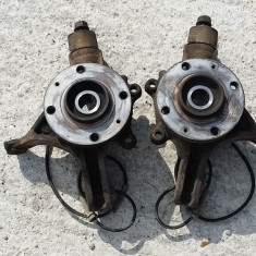 Fuzete fata cu rulmenti si senzori ABS Peugeot 307 stare FOARTE BUNA - Fuzeta, 307 (3A/C) - [2000 - ]