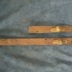 Zavor/zavoare vechi pentru usa - Metal/Fonta