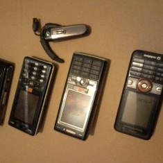 Oferta telefoane Sony Ericsson ptr. colectionari, si nu numai! - Telefon mobil Sony Ericsson, Negru, Nu se aplica, Neblocat, Single SIM, Fara procesor