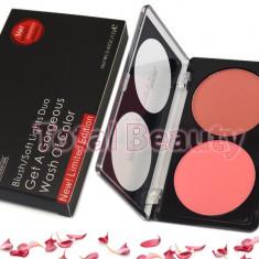 Trusa Blush & Bronzer fata 2 culori Summer Breeze #03 paleta fard obraz