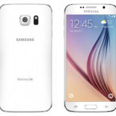Samsung Galaxy S6 Alb 32 Gb - Telefon mobil Samsung Galaxy S6, Neblocat