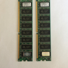 KIT Memorie PC Transcend 512mb Dual Channer DDR 400 JM334D643A-50 / CL2.5 (1120) - Memorie RAM Transcend, 400 mhz, Dual channel