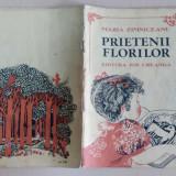 Prietenii florilor - Maria Zimniceanu/ ilustratii de Doina Micu - Carte de povesti