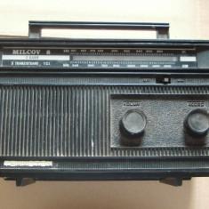 RADIO MILCOV 8 .TEHNOTON, NEPROBAT ! - Aparat radio