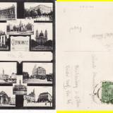 Cernauti - Sinagoga. Iudaica- rara - Carte Postala Bucovina 1904-1918, Necirculata, Printata