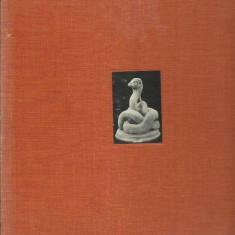 V. Canarache - TEZAURUL DE SCULPTURI DE LA TOMIS - Carte sculptura