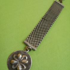 Splendid si Vechi Lant pentru Ceas de Buzunar Vintage lucrat manual si de Efect